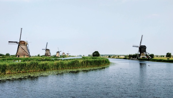 Holland Windmühlen